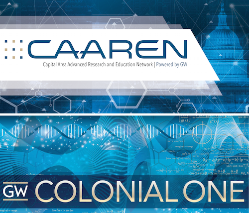 CAAREN and Colonial One graphic